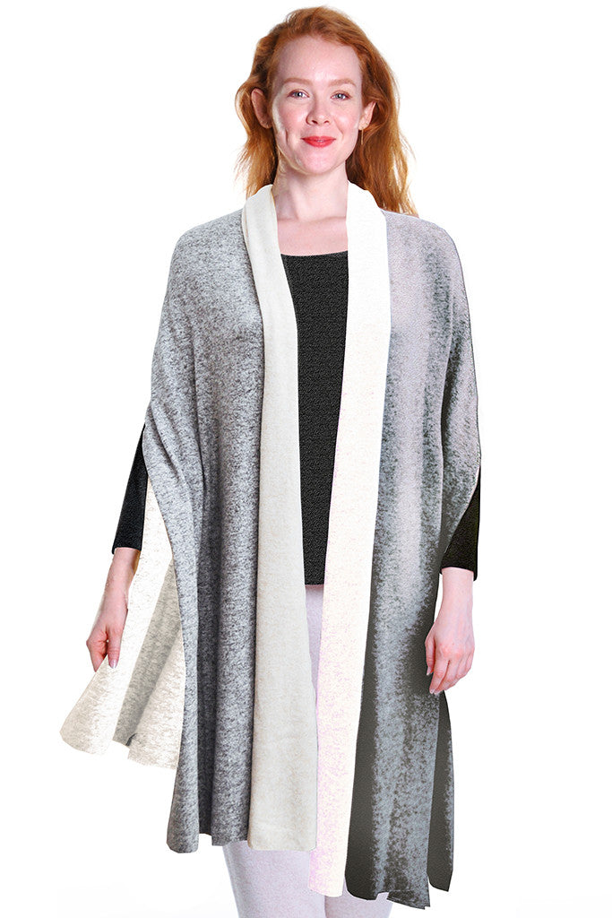 The Comfort Collection Reversible Shawl