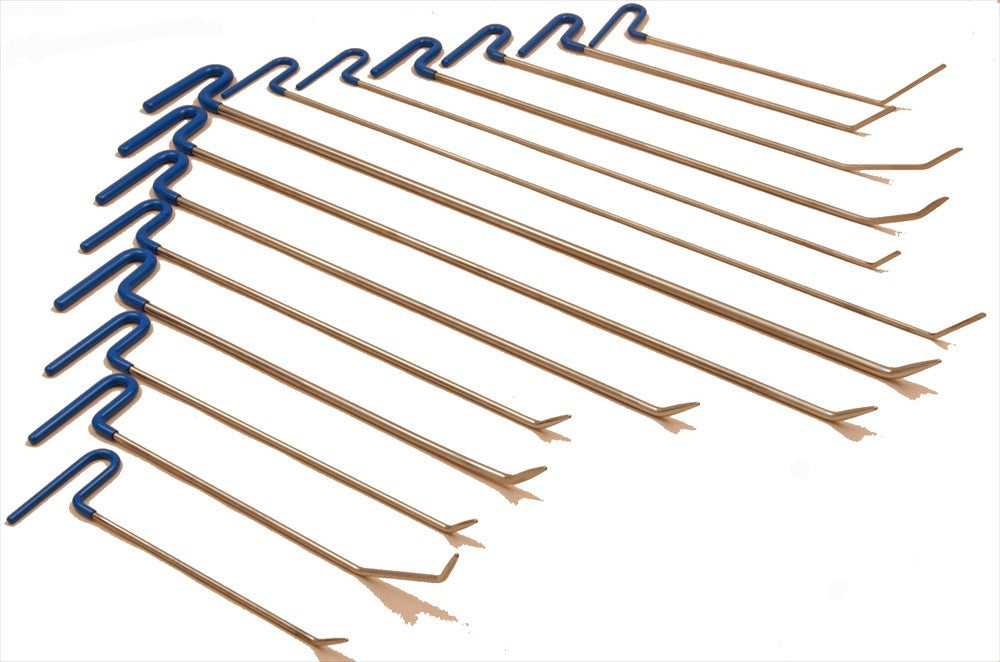 14-Piece Stainless Steel Rod Set (14-R) (Made in USA)