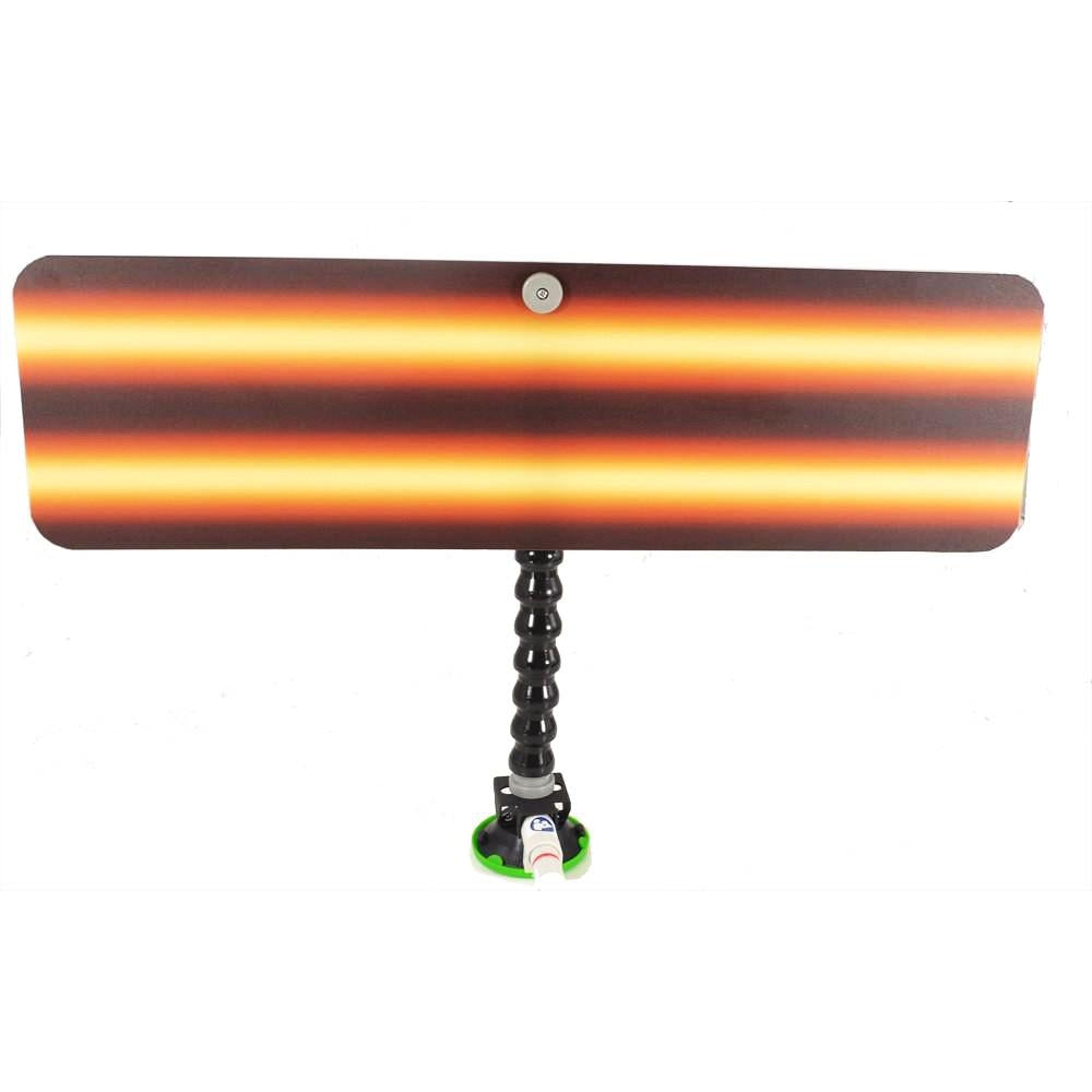 "3D-Amber Fire 24"" with Loc-Line and Suction Cup"
