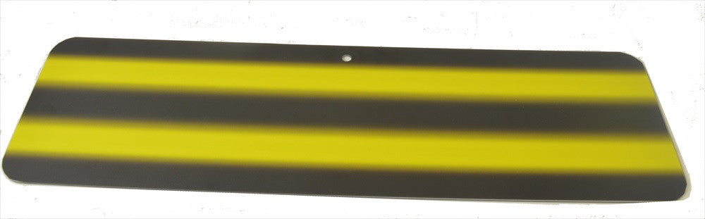 "3D-Yellow Fade 24"" Board Only (3D-YFB-24) (Made in USA)"