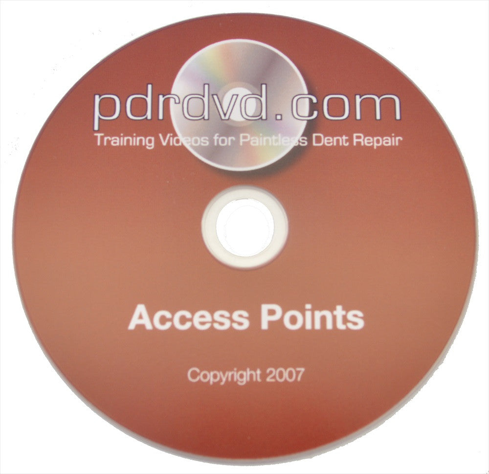 Access Points DVD (68631)  (Made in USA)