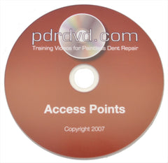 Access Points DVD  (Made in USA)