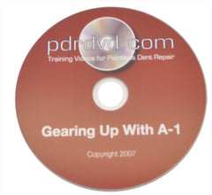 Gearing Up with A-1 DVD  (Made in USA)