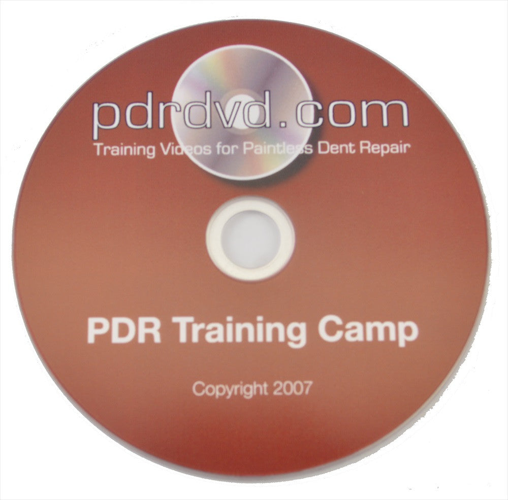 PDR Training Camp DVD (68661) (Made in USA)