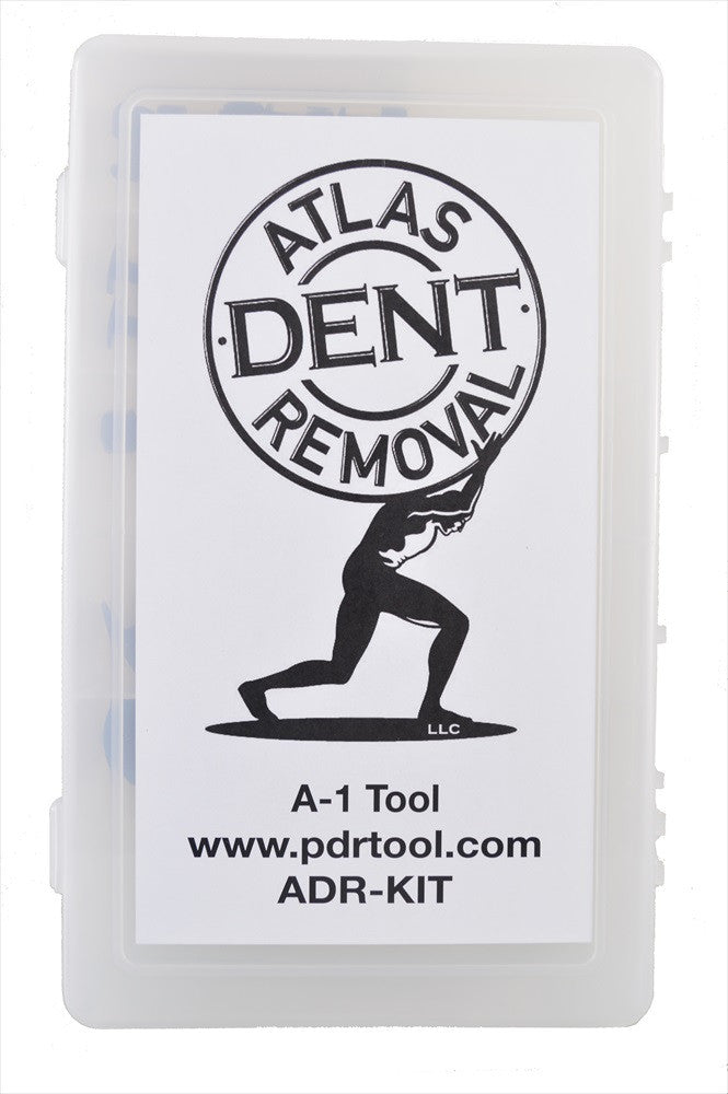 Atlas Dent Removal Glue Tab Kit (ADR-KIT) (Made in USA)