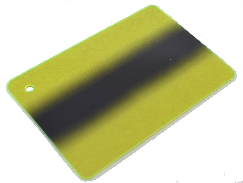 Green Reflector Board with Fade Strip (Board Only) (BG-2)  (Made in USA)