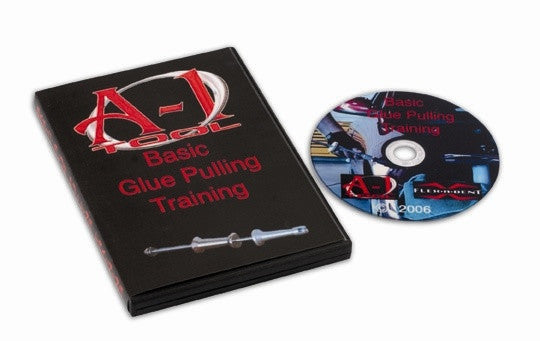 Flex-A-Dent Basic Glue Pulling Training DVD (DVD-G) (Made in USA)