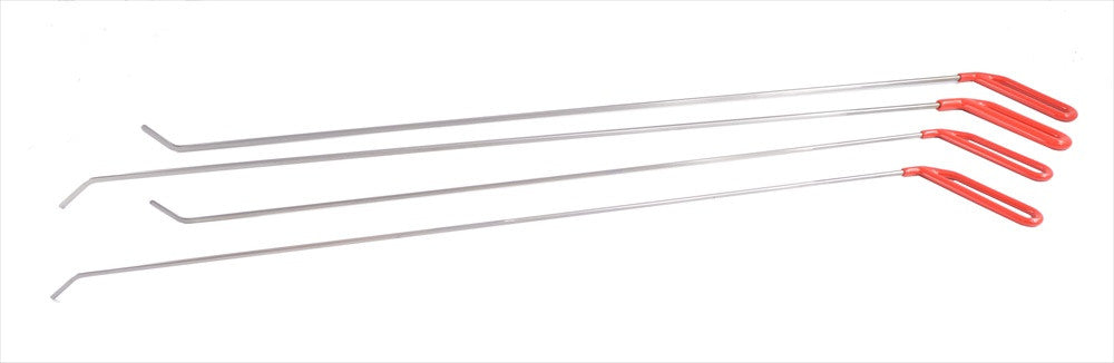 4-Piece Extra Long Flat Shaft Set (Made in USA)