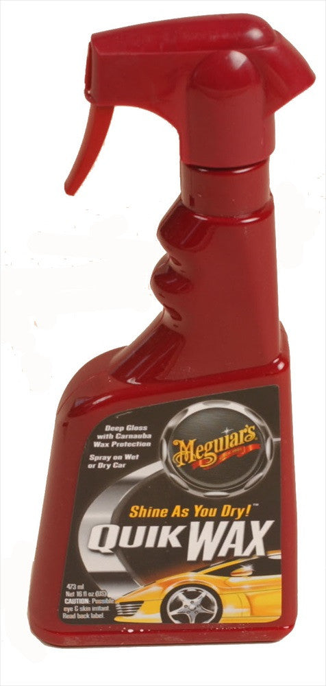 Meguiar's Quik Wax (Made in USA)