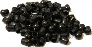 Plastic Caps for Stainless Screw Tip (Pack of 100) (PC-100) (Made in USA)