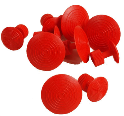 Red Wurth Glue Tabs (5 Medium and 5 XL Tabs)