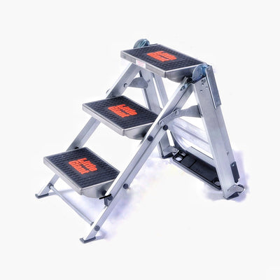 Little Jumbo 3-Step Ladder (LJ-3) (Made in USA)