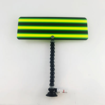 "3D-Kestler Monster Green 2.0 Triple Fade 19"" with Loc-Line and Suction Cup (3D-KMG3F-19-SC)"
