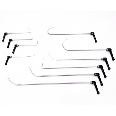 10-Piece Ratchet Handle Set