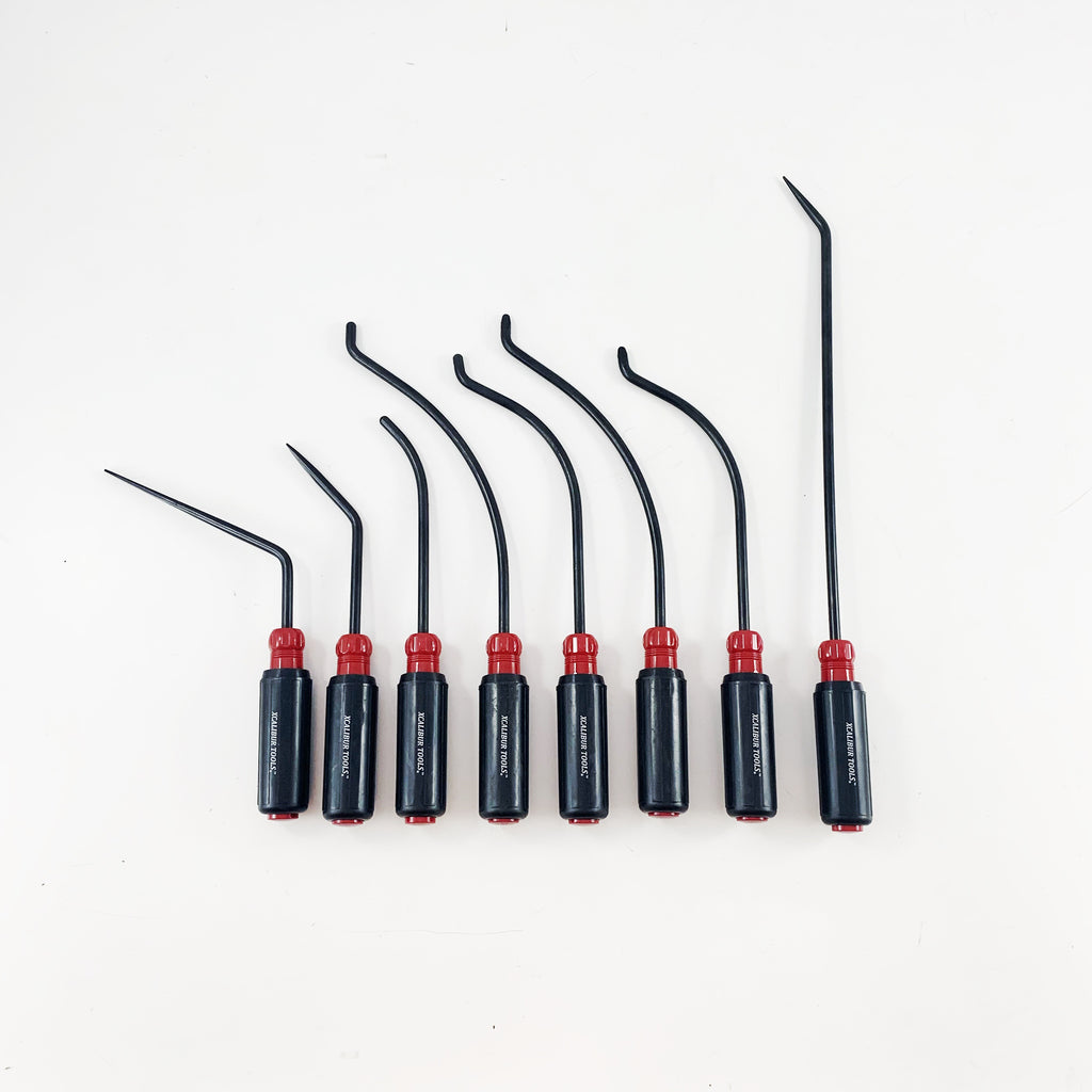 "The 5/16"" Xcalibur 8 Piece Set are SUPER strong and designed to move more dent with bigger tips."