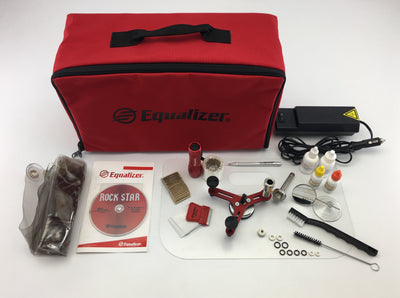 Rock Star Windshield Repair System by Equalizer