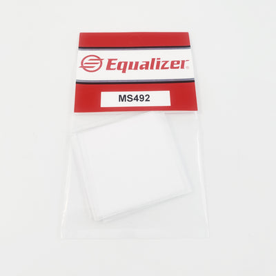Mylar Curing Sheets (MS492) (Made in USA)