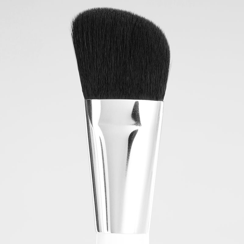 the contour end of the contour brush