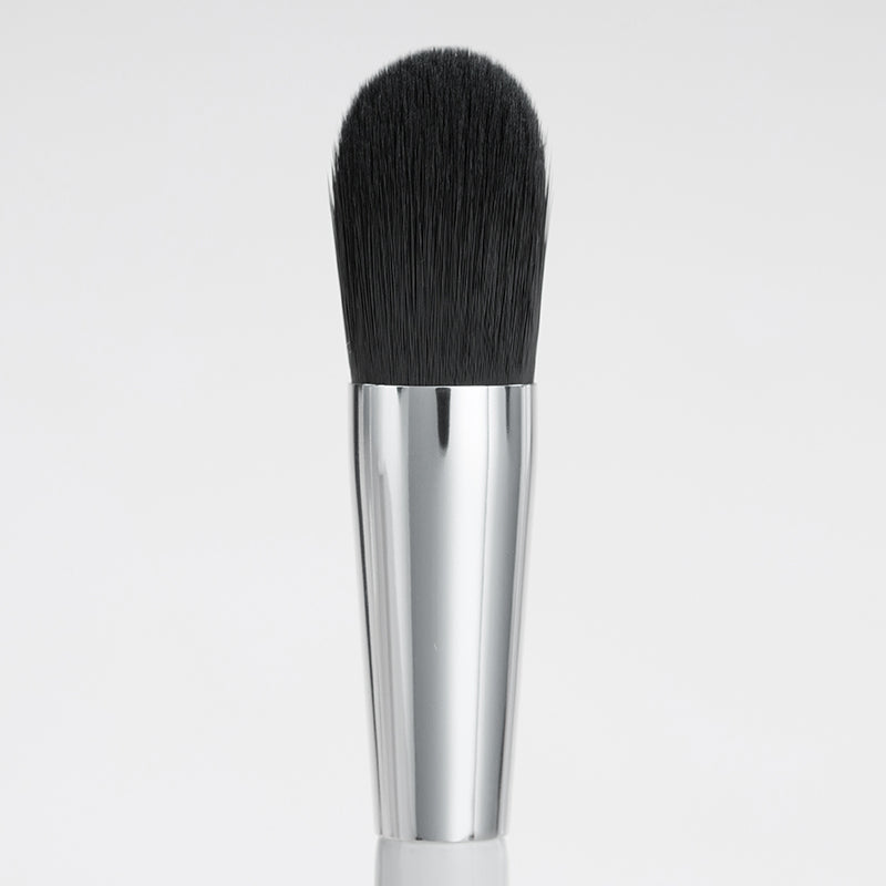 fuller end to blend of the concealer brush