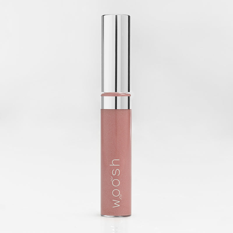 Spin on Lip Gloss that comes in 8 shades made with shea butter and a roll on applicator