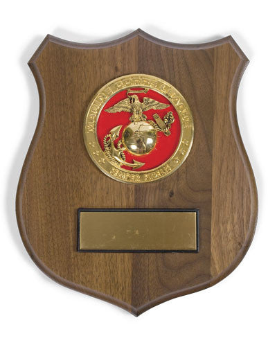 Plaque - MCL Shield
