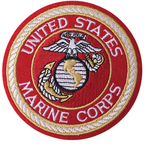 Patch - USMC Red 4
