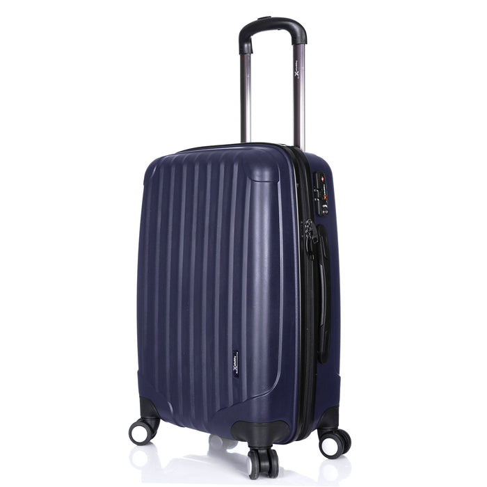 Navy LuggageX Slimline
