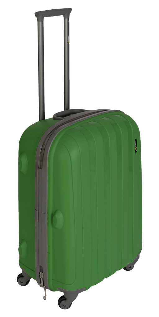 hard shell suitcase