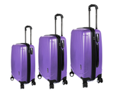 Purple LuggageX Slimline