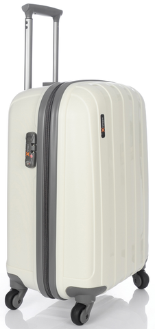 Ivory White LuggageX