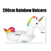 Rainbow Unicorn Float (200CM)