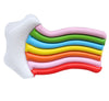 Rainbow Lounger Float