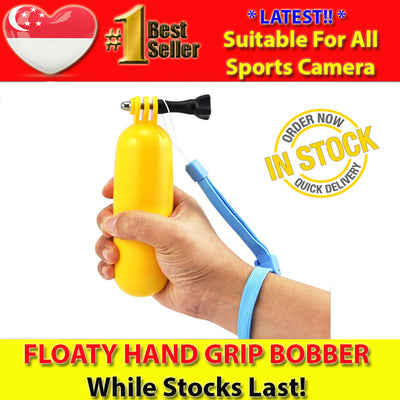 Floaty Bobber Hand Grip Floating Handle Mount
