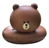 Brown Bear Float