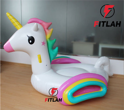 Galaxy Star Unicorn Float