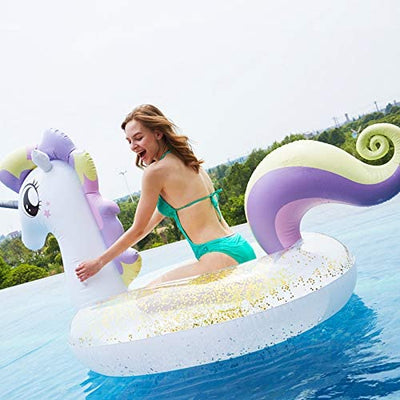 Glitter Royal Princess Unicorn Float