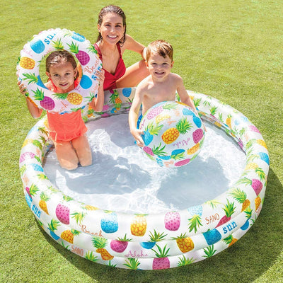 Intex Aloha Fruity Pool Set