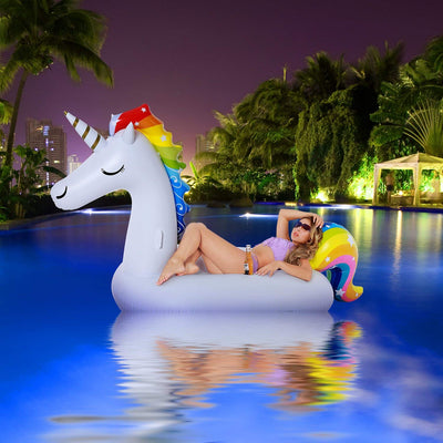 Dreamy Star Unicorn Float