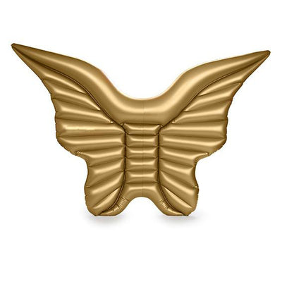 Gold Angel Wings Float