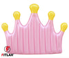 Pink Princess Crown Float