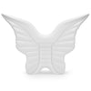 White Angel Wings Float