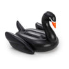 Black Sharp Beak Swan Float