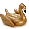 Gold Sharp Beak Swan Float