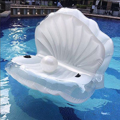Mermaid Seashell Clam Float