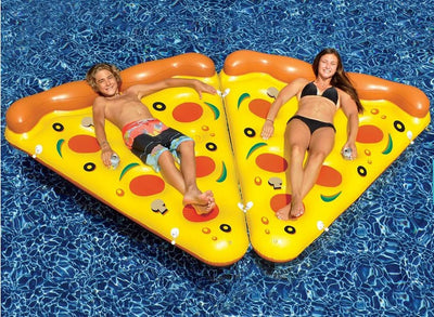 Giant Pizza Pool Floats