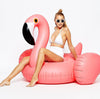 Pink Cutie Flamingo Float