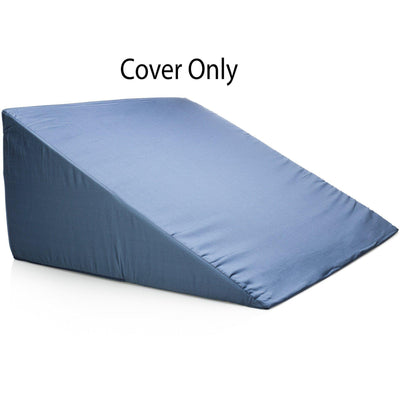 Bed Wedge Pillow Case - Cover Only