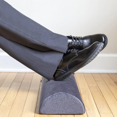 Premium Therapeutic Grade Footrest Cushion - Desk Jockey - 8