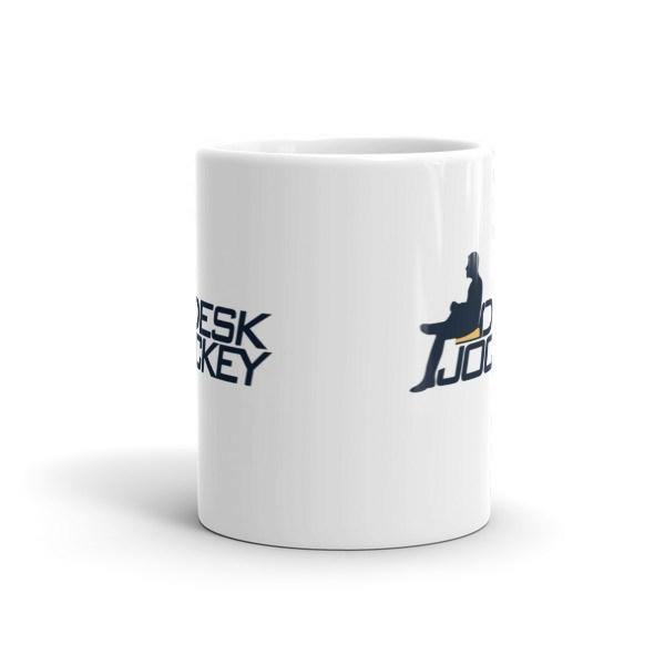 Coffee Mug - Desk Jockey - 4