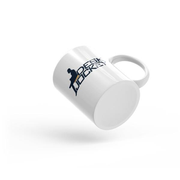 Coffee Mug - Desk Jockey - 3